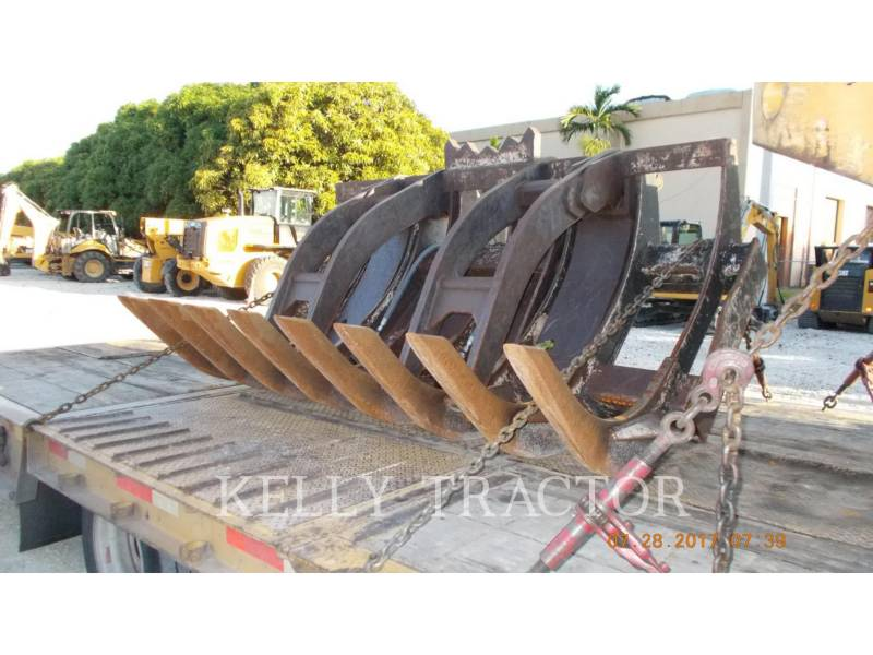 FLECO  RAKE 930 GRAPPLE RAKE **IT COUPLER** equipment  photo 1