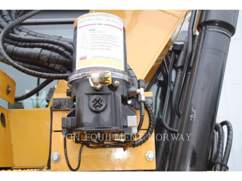 CATERPILLAR TRACK EXCAVATORS 314D equipment  photo 14