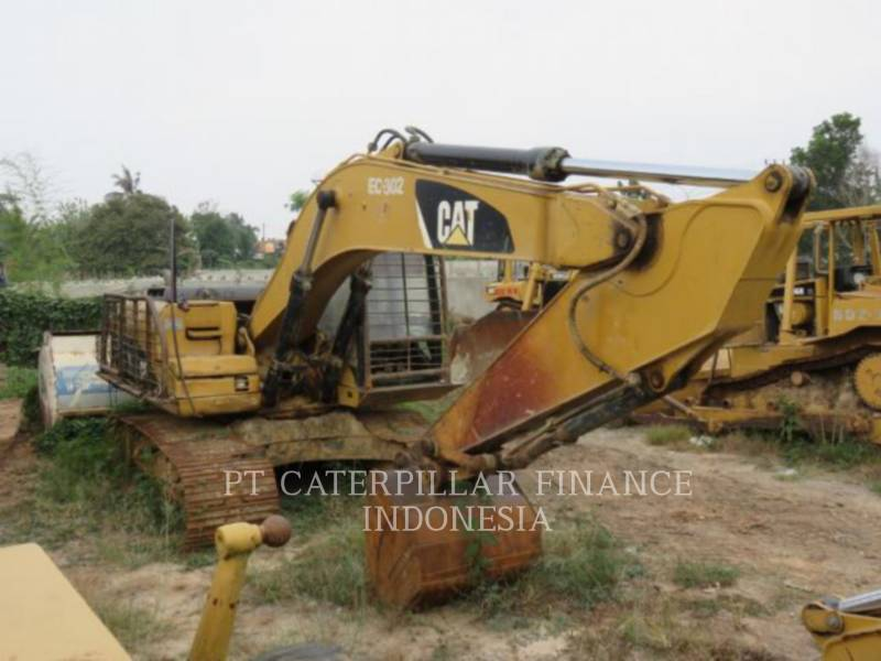 CATERPILLAR PELLES SUR CHAINES 320D equipment  photo 12