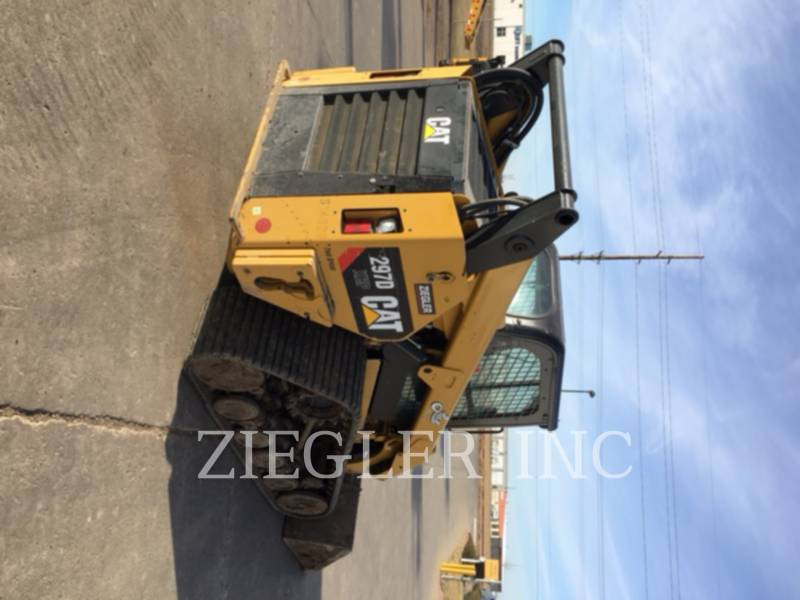 CATERPILLAR DELTALADER 297DXHP equipment  photo 3