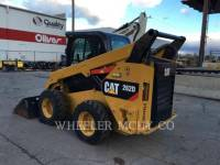 CATERPILLAR SKID STEER LOADERS 262D C3-H2 equipment  photo 1