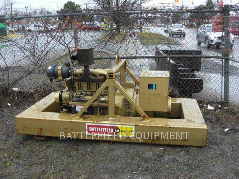 MISCELLANEOUS MFGRS PORTABLE GENERATOR SETS VE35DS equipment  photo 1