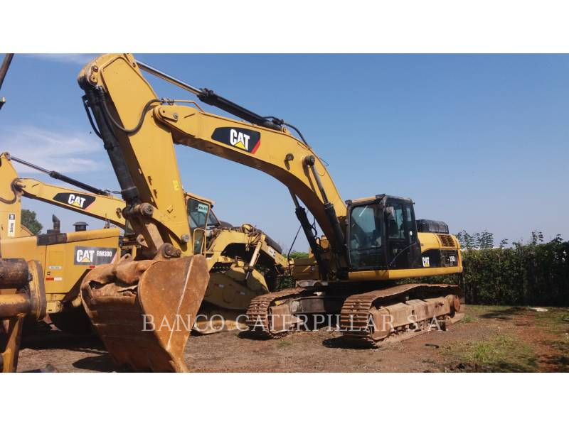 Caterpillar EXCAVATOARE PE ŞENILE 336DL equipment  photo 1