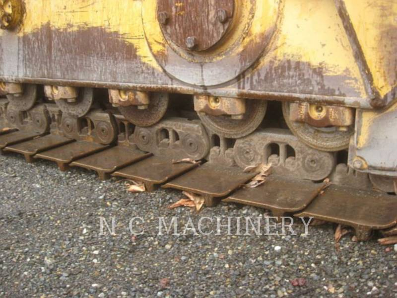 CATERPILLAR KETTENDOZER D6RIIIXLVP equipment  photo 8