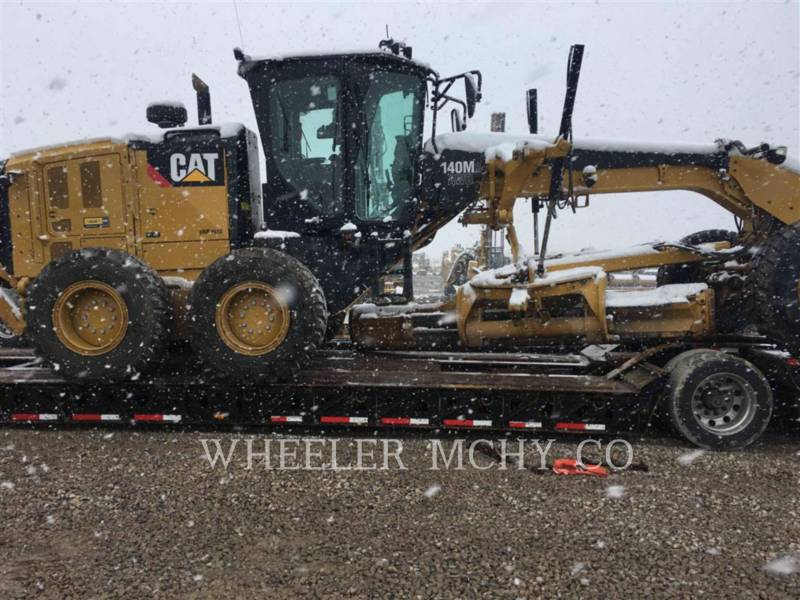 CATERPILLAR MOTOR GRADERS 140M2 AWD equipment  photo 1