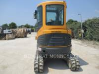 HYUNDAI TRACK EXCAVATORS R27Z.9 equipment  photo 10