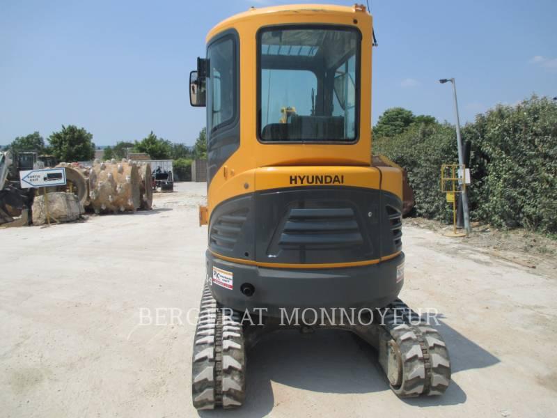 HYUNDAI EXCAVADORAS DE CADENAS R27Z.9 equipment  photo 10