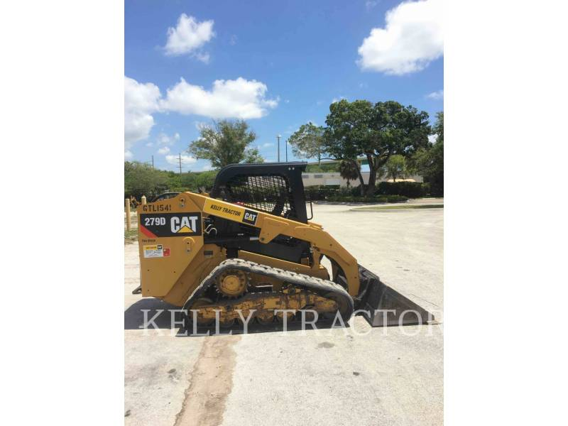 CATERPILLAR CARREGADEIRAS TODO TERRENO 279D equipment  photo 8