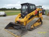 CATERPILLAR SKID STEER LOADERS 279DHF equipment  photo 1