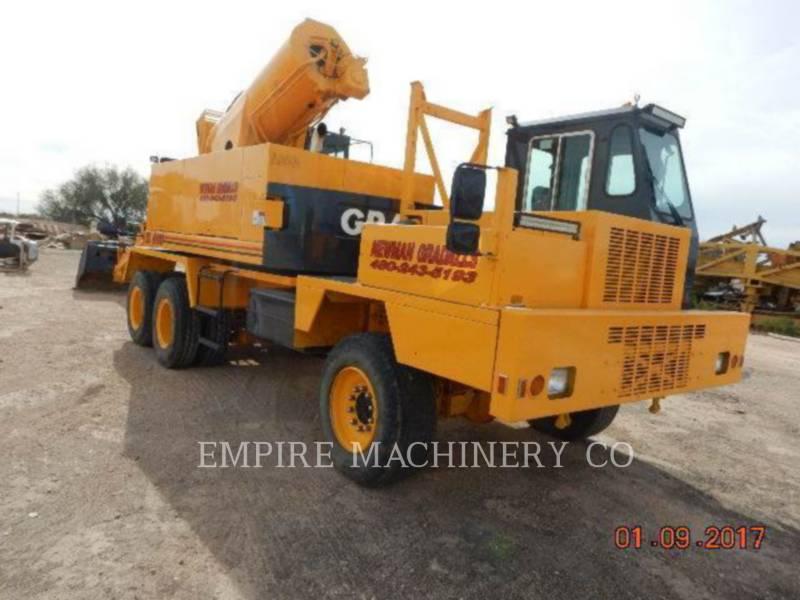 GRADALL COMPANY TRACK EXCAVATORS XL5100 equipment  photo 4