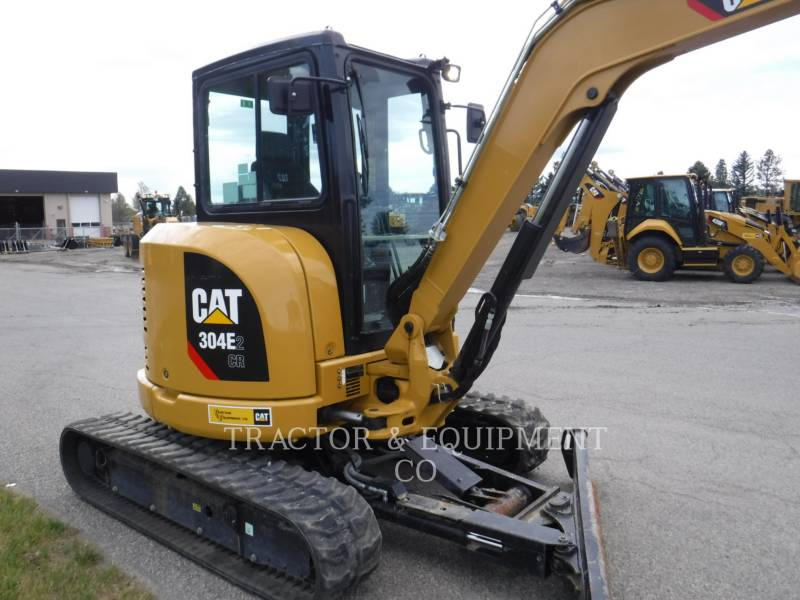 CATERPILLAR EXCAVADORAS DE CADENAS 304E2 CRCB equipment  photo 7