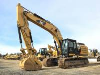 CATERPILLAR EXCAVADORAS DE CADENAS 336FL THB equipment  photo 1