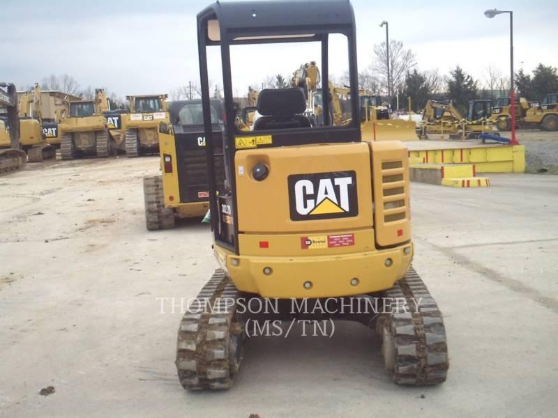 CATERPILLAR TRACK EXCAVATORS 302.7D equipment  photo 2