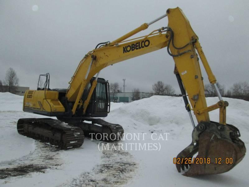 KOBELCO / KOBE STEEL LTD KOPARKI GĄSIENICOWE SK210 LC-9 equipment  photo 4