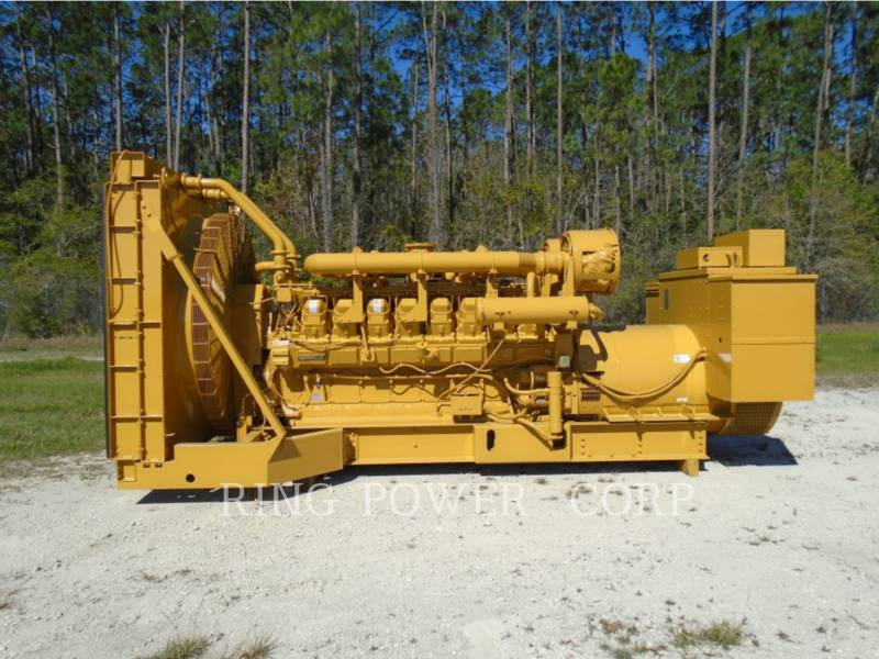 CATERPILLAR Grupos electrógenos fijos 1750 KW equipment  photo 4