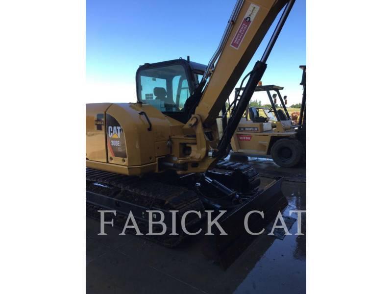 CATERPILLAR TRACK EXCAVATORS 308E2 HT equipment  photo 2