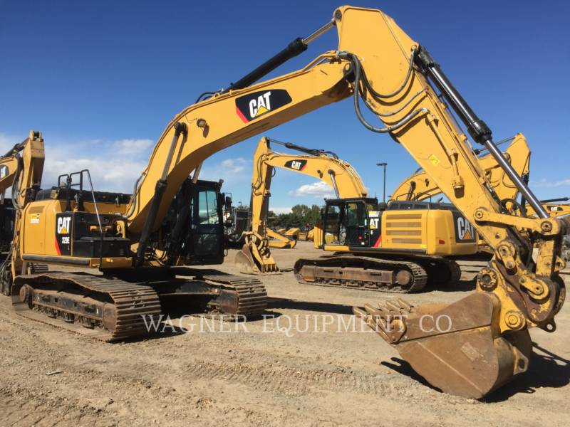 Caterpillar EXCAVATOARE PE ŞENILE 329EL equipment  photo 1