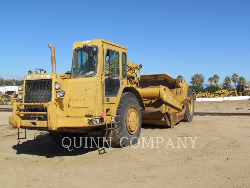 CATERPILLAR WHEEL TRACTOR SCRAPERS 621E equipment  photo 2