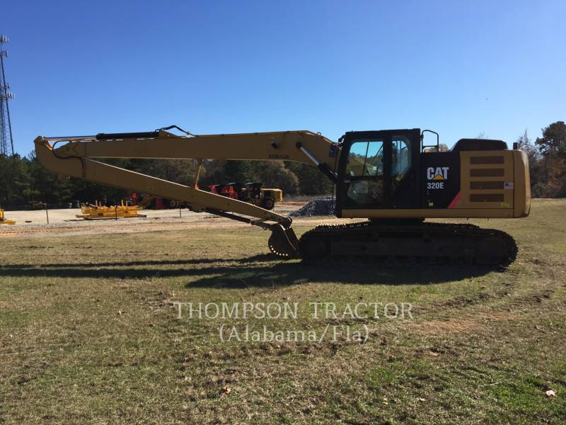 CATERPILLAR PELLES SUR CHAINES 320EL LR equipment  photo 4