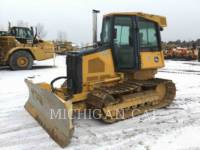 Equipment photo JOHN DEERE 450J KETTENDOZER 1
