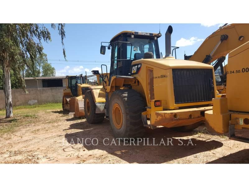 CATERPILLAR RADLADER/INDUSTRIE-RADLADER 950H equipment  photo 3
