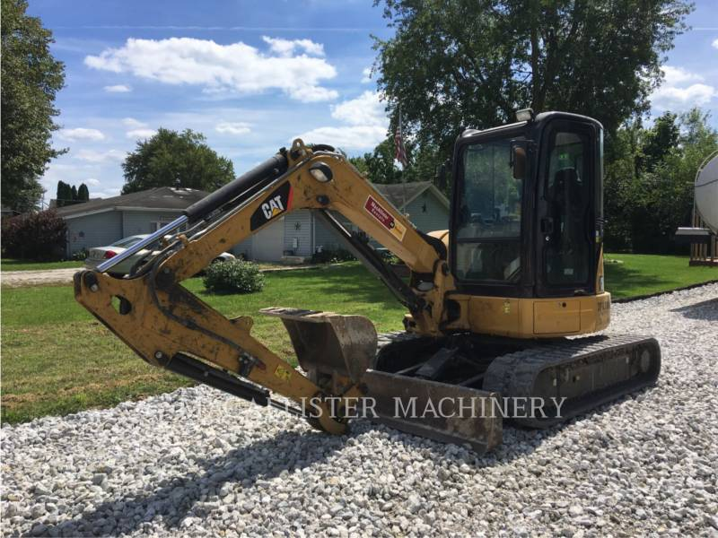 Caterpillar EXCAVATOARE PE ŞENILE 305ECR equipment  photo 1