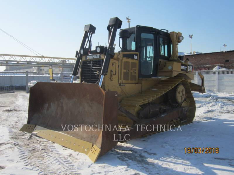 CATERPILLAR MINING TRACK TYPE TRACTOR D 6 R equipment  photo 1
