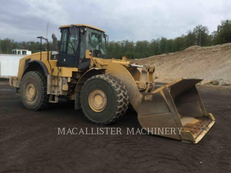 Caterpillar ÎNCĂRCĂTOARE PE ROŢI/PORTSCULE INTEGRATE 980H equipment  photo 5