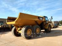 Caterpillar CAMIOANE ARTICULATE 730C2 equipment  photo 3