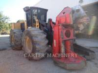 Equipment photo CATERPILLAR 553C 林业 - 伐木归堆机 1