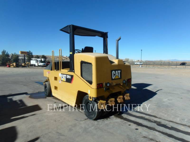 CATERPILLAR COMPACTADORES CON RUEDAS DE NEUMÁTICOS CW14 equipment  photo 3
