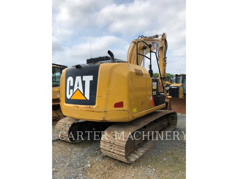 CATERPILLAR トラック油圧ショベル 312EL equipment  photo 2