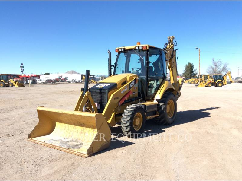 CATERPILLAR RETROEXCAVADORAS CARGADORAS 420F 4WDE equipment  photo 1