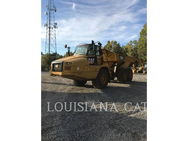 CATERPILLAR DUMPER ARTICOLATI 730C2 equipment  photo 7
