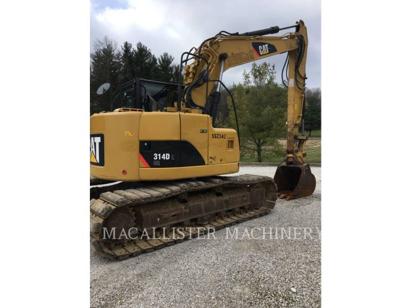 CATERPILLAR KETTEN-HYDRAULIKBAGGER 314DLCR equipment  photo 3