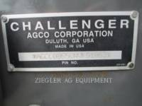 AGCO-CHALLENGER TRACTORES AGRÍCOLAS MT865C equipment  photo 11