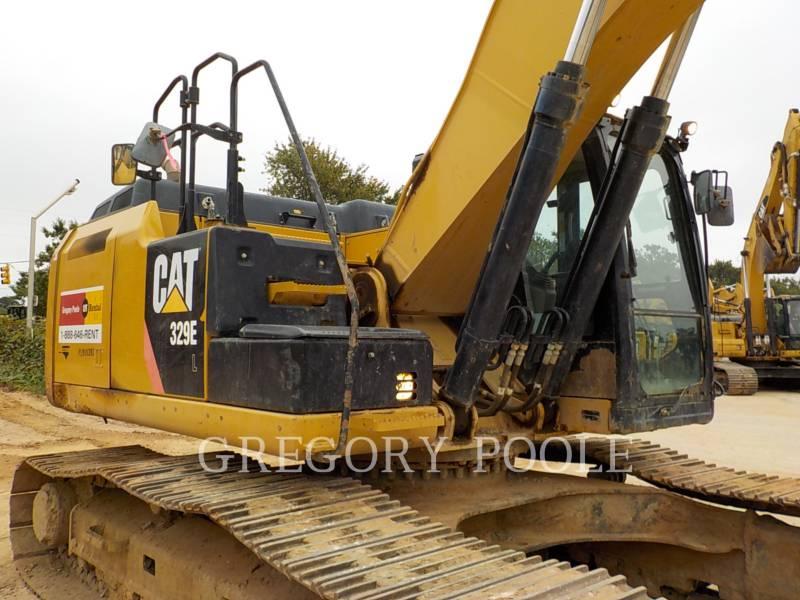 CATERPILLAR EXCAVADORAS DE CADENAS 329E L equipment  photo 5