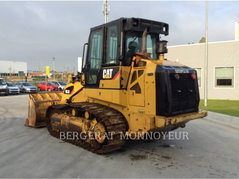 CATERPILLAR CHARGEURS SUR CHAINES 963D equipment  photo 2