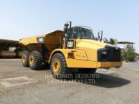 Equipment photo CATERPILLAR 740B TOMBEREAUX ARTICULÉS 1
