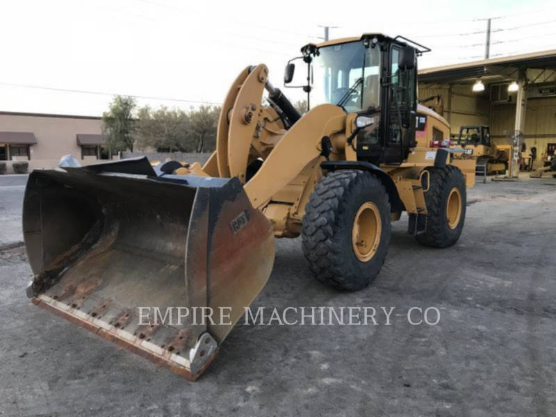 CATERPILLAR CARGADORES DE RUEDAS 938K FC equipment  photo 4