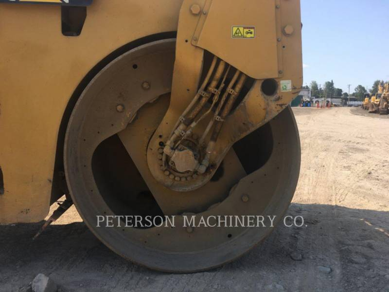 CATERPILLAR VIBRATORY DOUBLE DRUM ASPHALT CB-434D equipment  photo 7