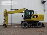 CATERPILLAR KOPARKI KOŁOWE M320F equipment  photo 5