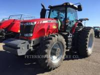 AGCO-MASSEY FERGUSON LANDWIRTSCHAFTSTRAKTOREN MF8670 equipment  photo 7