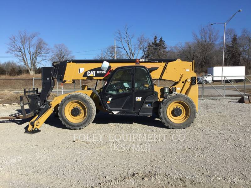 JLG INDUSTRIES, INC. TELEHANDLER TL1255D equipment  photo 2