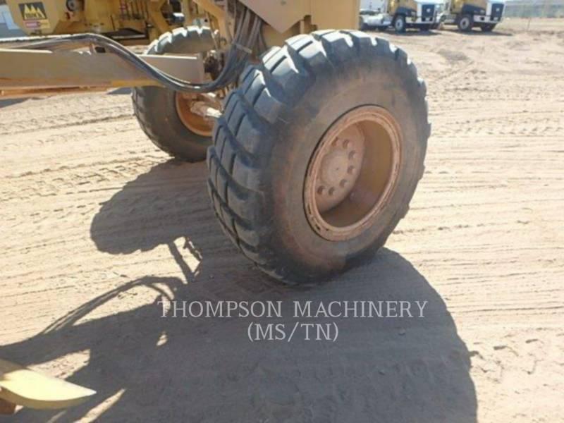 CATERPILLAR NIVELEUSES 140M2 equipment  photo 10