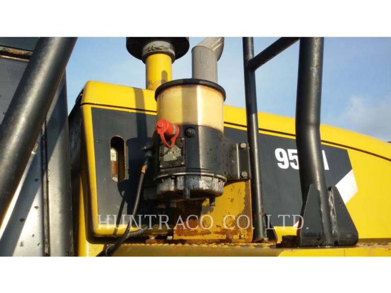 CATERPILLAR CARGADORES DE RUEDAS 950H equipment  photo 23