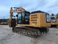 CATERPILLAR 履带式挖掘机 326FL equipment  photo 2