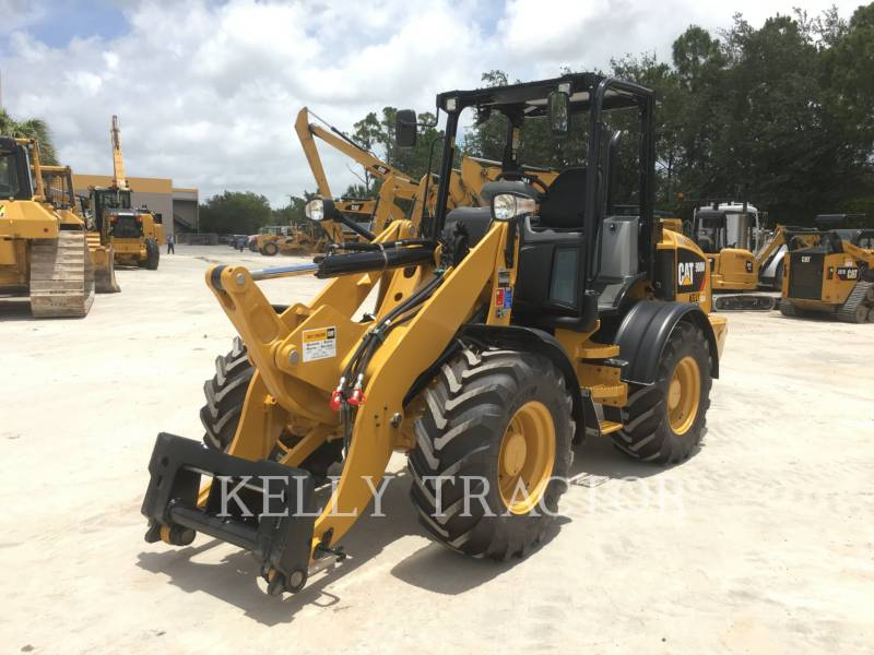 CATERPILLAR WHEEL LOADERS/INTEGRATED TOOLCARRIERS 908 M equipment  photo 1