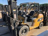 Equipment photo Caterpillar P10000 ELEVATOARE CU FURCĂ 1