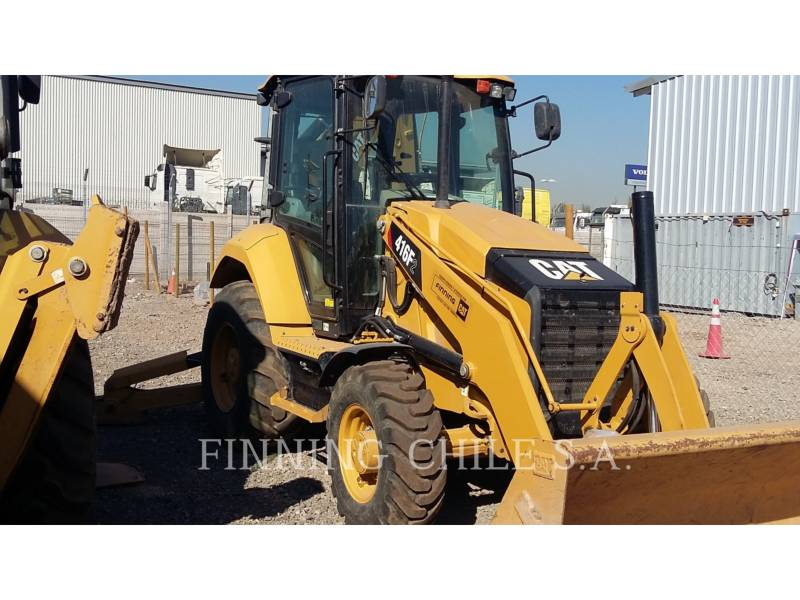 Caterpillar BULDOEXCAVATOARE 416F2STLRC equipment  photo 1